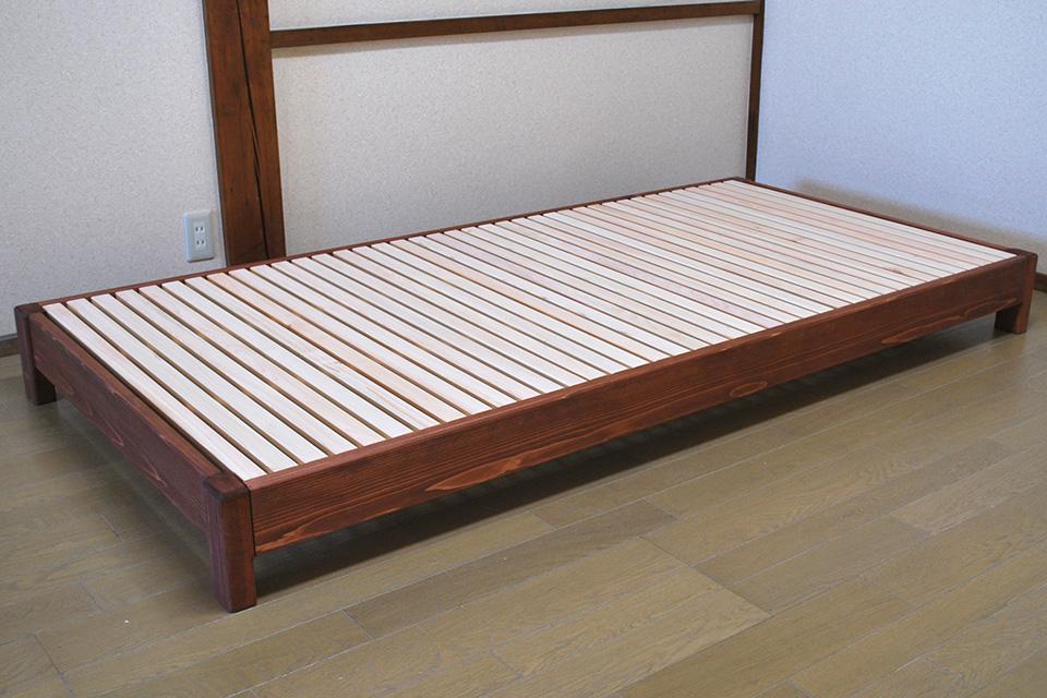 理想的なベッドが到着して 嬉しいです!1809004