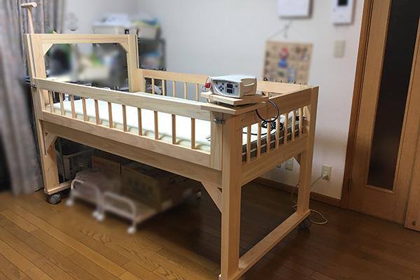 ひのき介護ベッド ヒノキ・ワークス