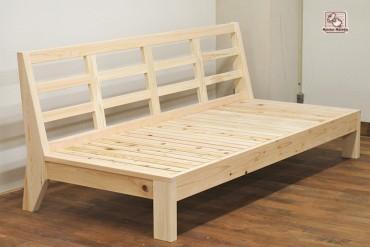 ひのき木製ソファー NO1411026