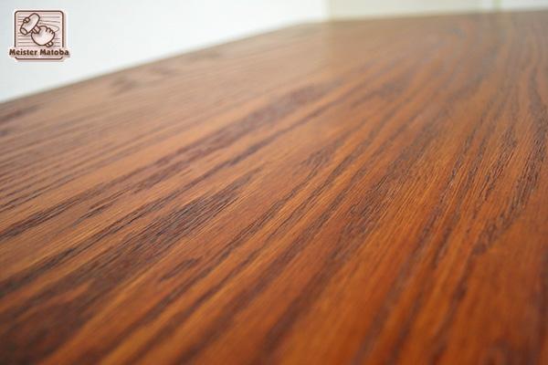 タモ材のテーブル天板のみ