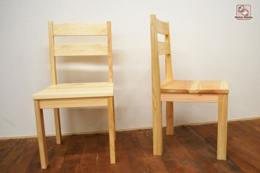 ひのきイス・学童椅子 NO1505019