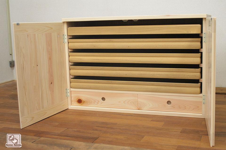 和タンスリフォーム ひのき家具