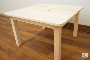東濃ひのき子供テーブル 中 NO1506022