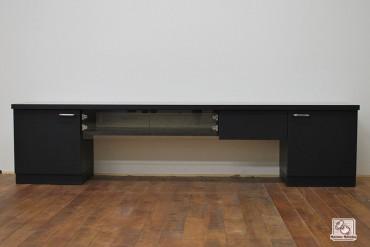メラミン化粧板仕上げのテレビ台NO1512