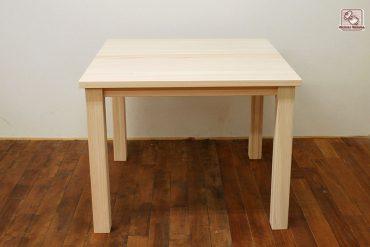 90×90 90cm角の無垢ひのき食堂テーブル NO1606073
