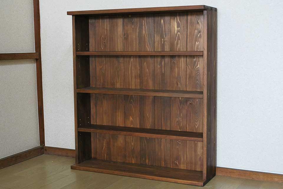 DVD棚 オーダー家具