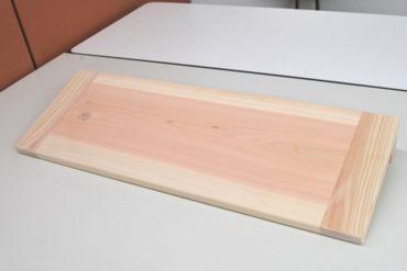 ひのきタブレット台 キーボード傾斜台 幅67cm 1906005