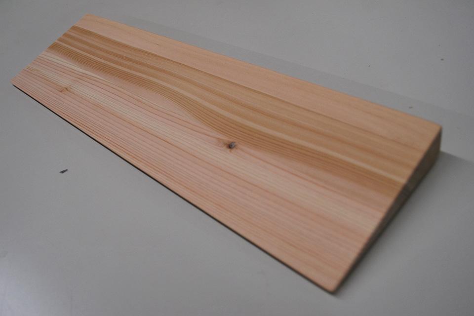 ひのきキーボード傾斜台 角度10度 2101042